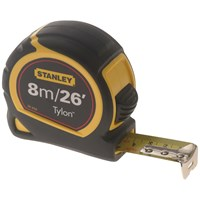 Stanley  Pocket Measuring Tape - 8m (26ft)