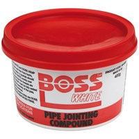 Boss  White Pipe Jointing Compound - 400g