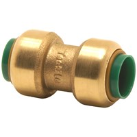 Tectite  Straight Coupler - 1/2in