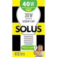 Solus  ES A55 Halogen Energy Saver Light Blub - 30W