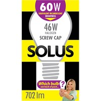 Solus  ES A55 Halogen Energy Saver Light Blub - 46W