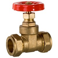 SCS  1in Pump Gate Valve