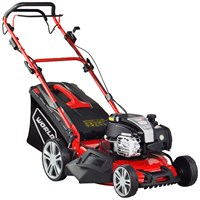 World  140cc Self Propelled Petrol Lawnmower with Steel Deck - 46cm