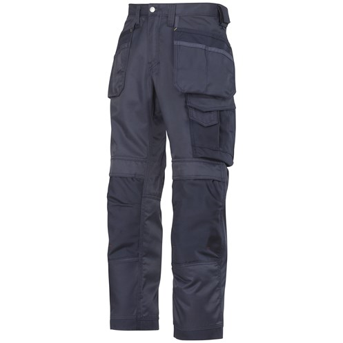 Snickers  3212 Craftsmen DuraTwill Holster Pocket Trousers - Navy