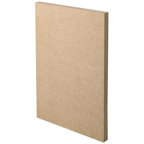 Finsa Fibrapan Plain MDF Sheet - 1200 x 2440mm